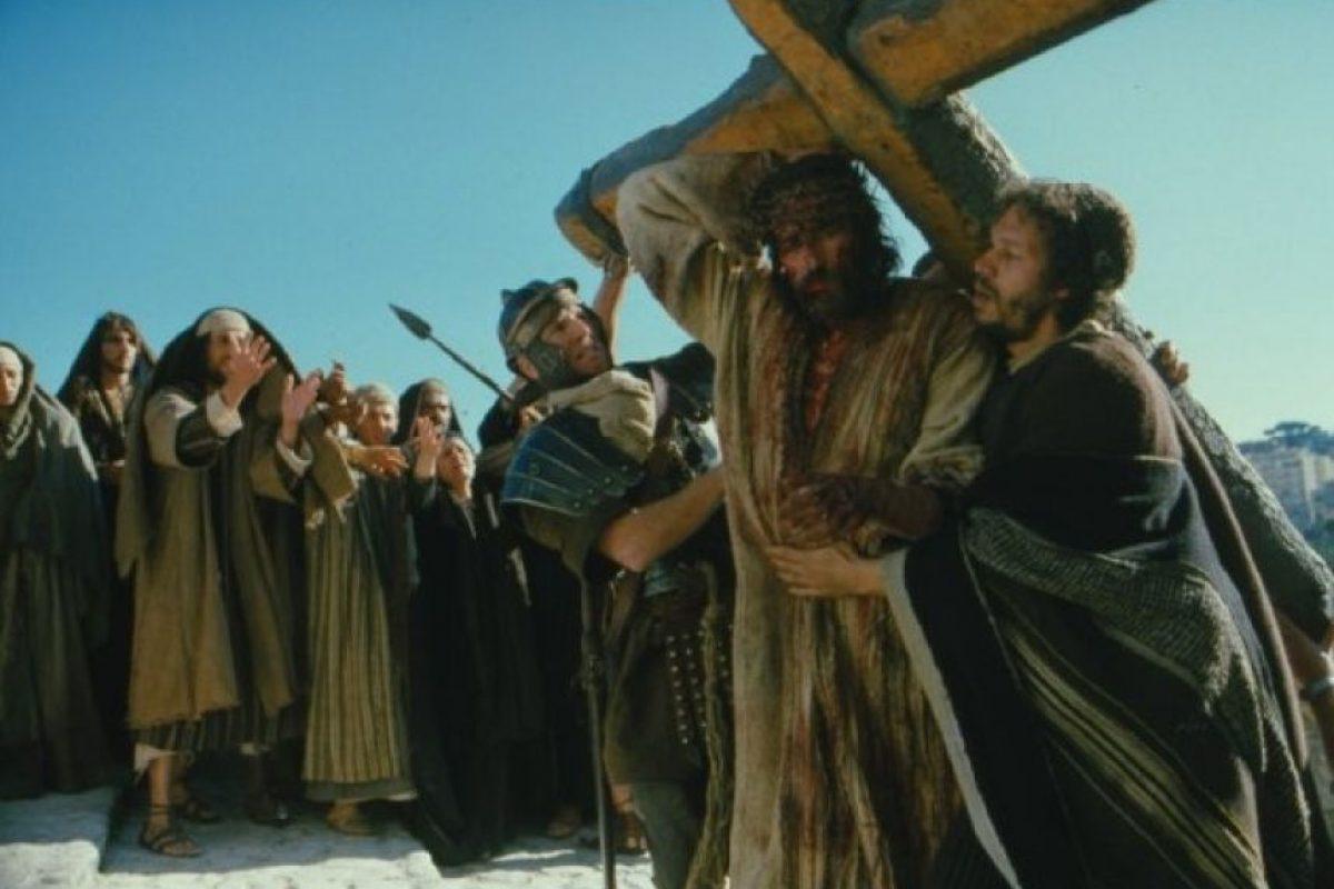 """La cinta recrea la """"Pasión de Jesús"""" de acuerdo a los Evangelios de Mateo, Marcos, Lucas y Juan. Foto:IMdb"""
