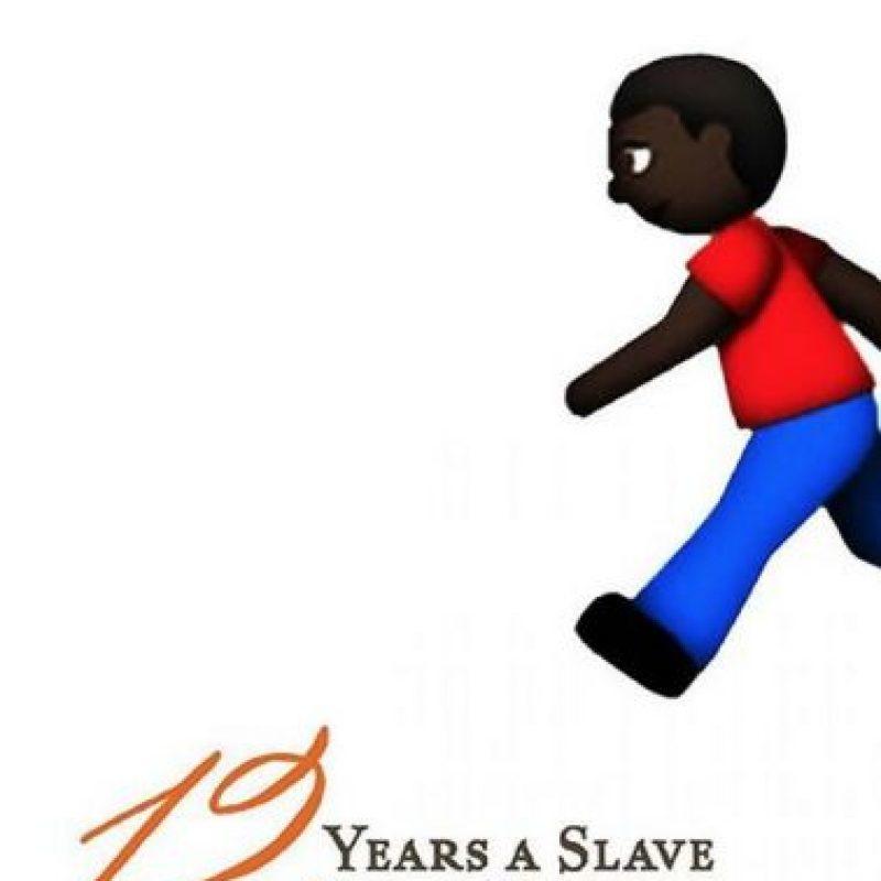 12 Years a Slave (2013). Foto:vía emojifilms.tumblr.com