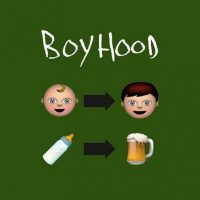 Boyhood (2014). Foto:vía emojifilms.tumblr.com