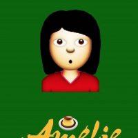 Amélie (2001). Foto:vía emojifilms.tumblr.com