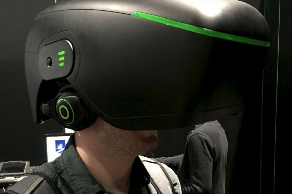 Casco de Realidad Virtual 3D Foto:Beverlyhills3d.com