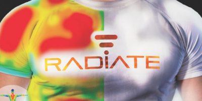 Ropa deportiva Radiate Athletics Foto:Radiateathletics.com