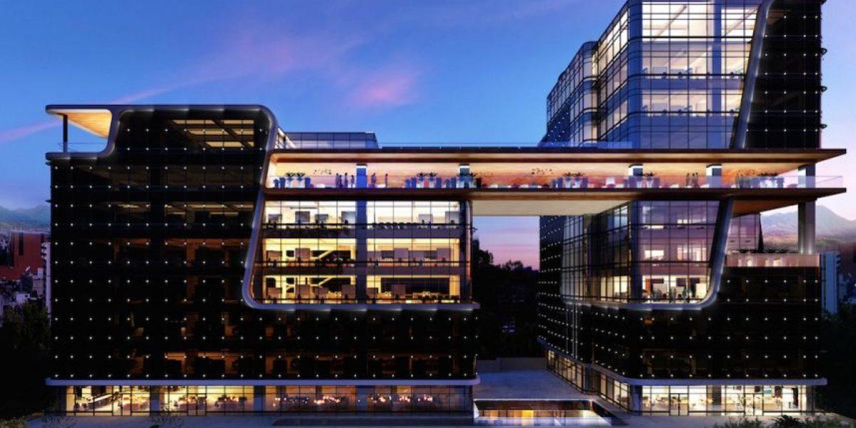 Forum Zona Viva, un complejo arquitectónico que te sorprenderá