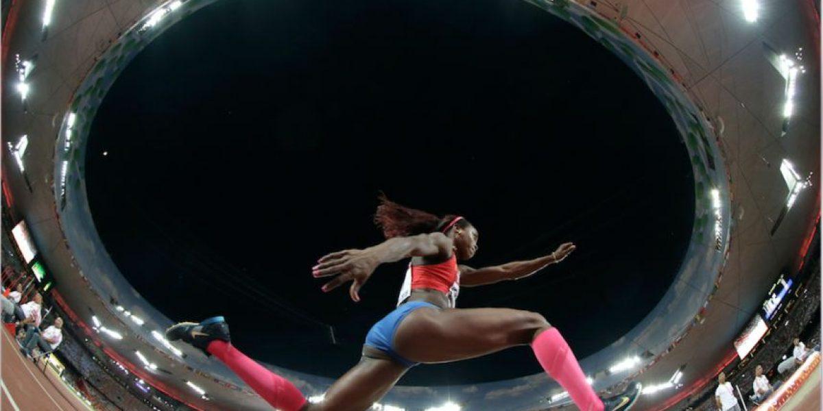 Doce imágenes para disfrutar el Mundial de Atletismo