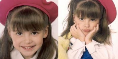 """FOTOS: ¿Recuerdas a la dulce niña de """"Carita de ángel""""? Así luce ahora"""