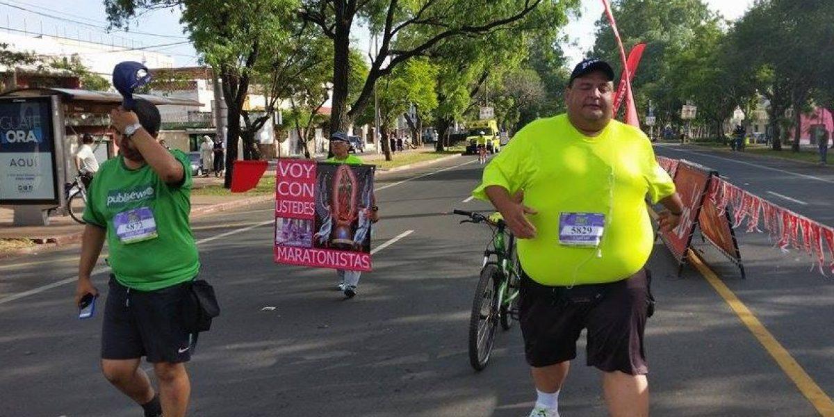 VIDEO. Esto es lo que inspira a Carlos Ponce a realizar la #21KGuate