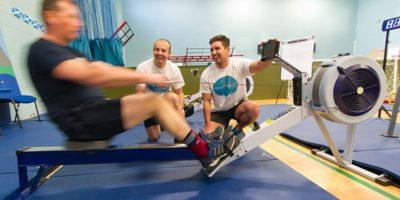 Cuentan también con gimnasios Foto:Twitter.com/scottishprison