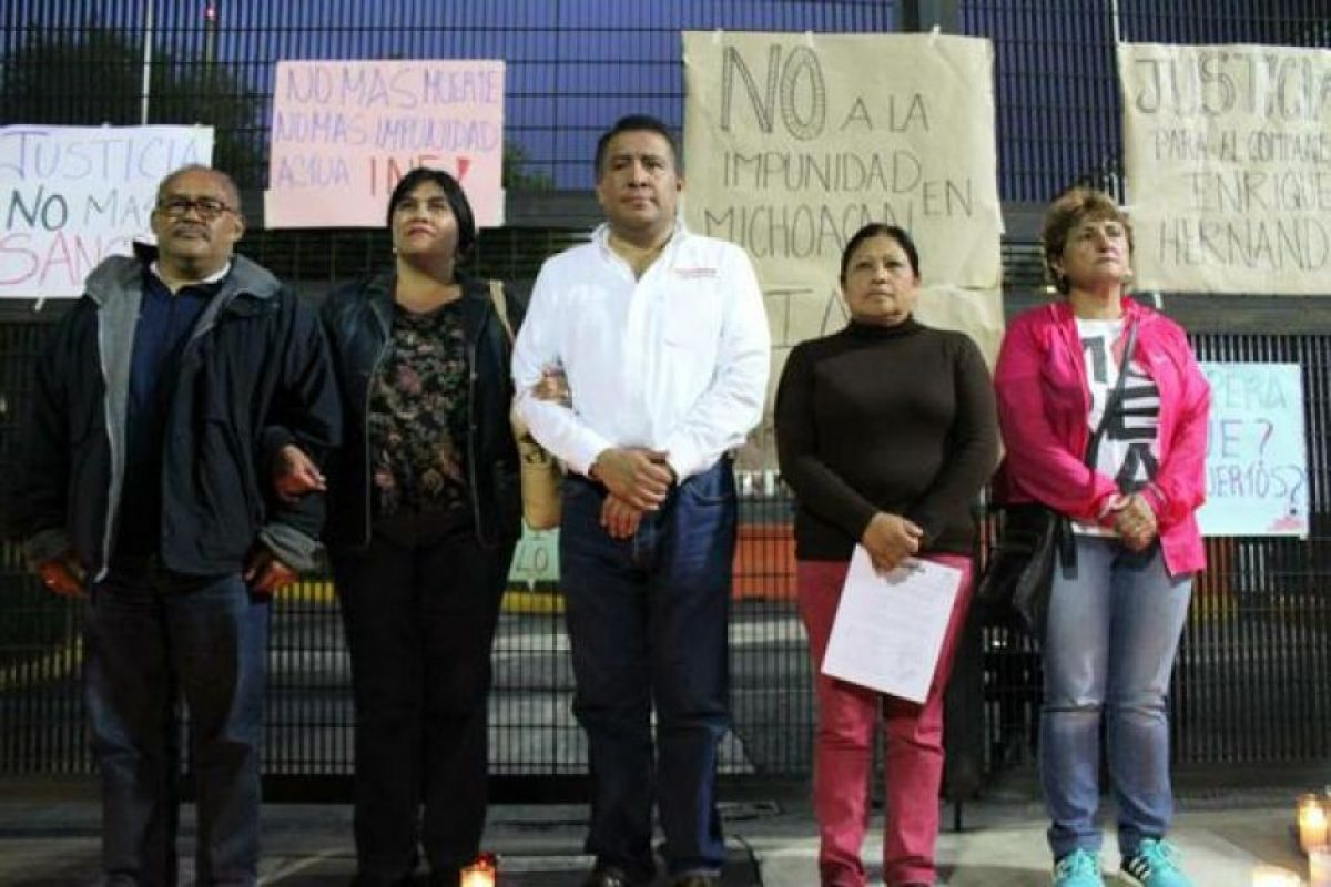 El INE es el órgano encargado de organizar las elecciones en el país Foto:Twitter.com/morenaine
