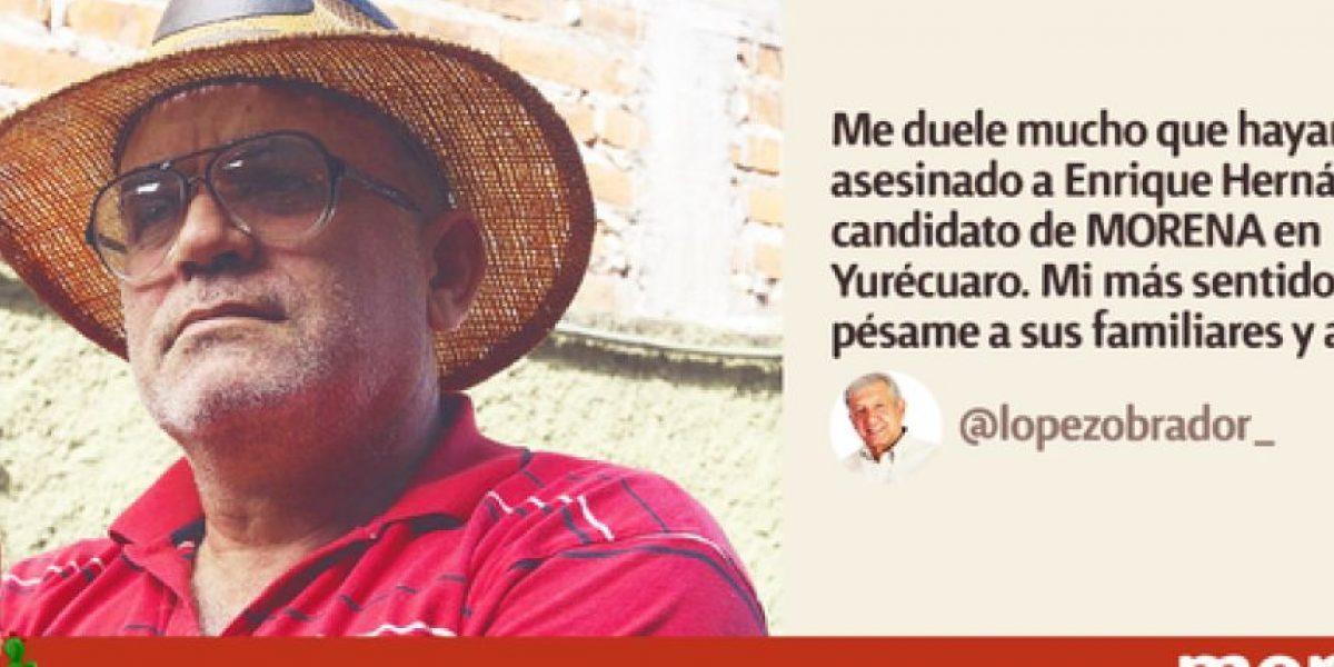 México: Gana alcaldía candidato asesinado durante mitin electoral