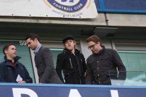 Niall Horan es un músico y cantante irlandés de 21 años. Es integrante de One Direction. Foto:Vía twitter.com/chelseaeleven