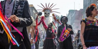 Las escenas nuevas fueron grabadas en la Ciudad de México. Foto:Twitter/007