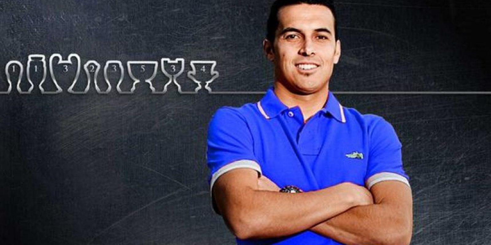 4. Pedro Foto:chelseafc.com