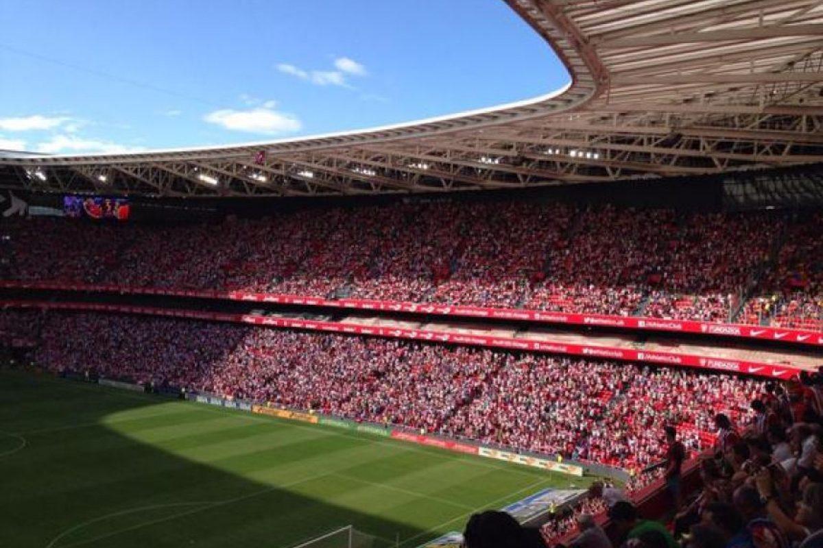 Barcelona visitó San Mamés en su primer partido de la temporada. Foto:Vía twitter.com/athleticclub