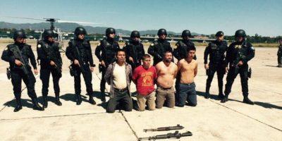 """Capturan a hermano del presunto narcotraficante Juan Ortíz """"Chamalé"""""""