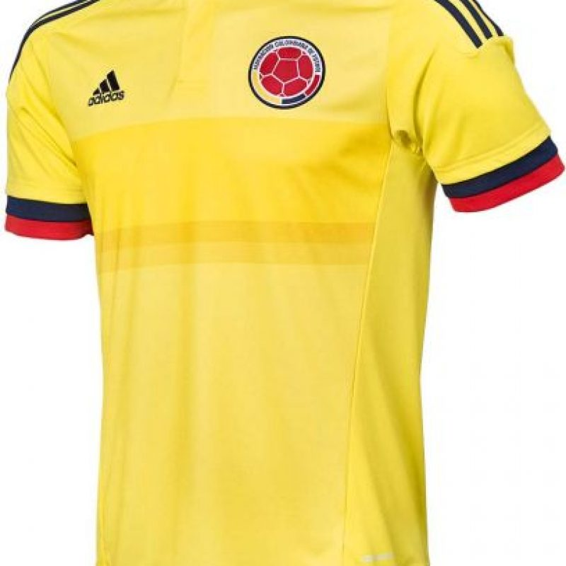 4. Colombia (Adidas) Foto:Adidas