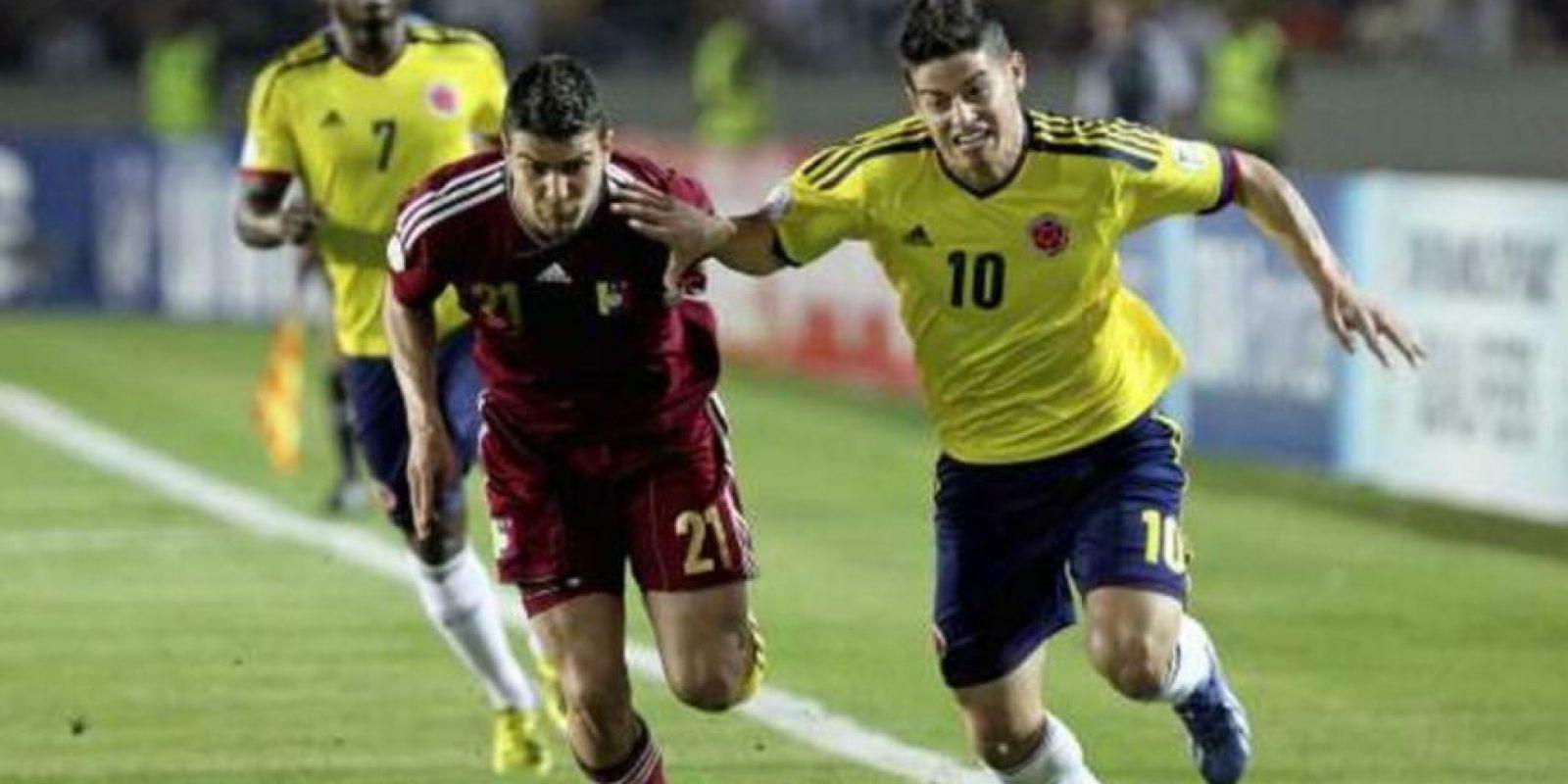 Colombia y Venezuela debutan en la Copa América 2015. Foto:twitter.com/CA2015