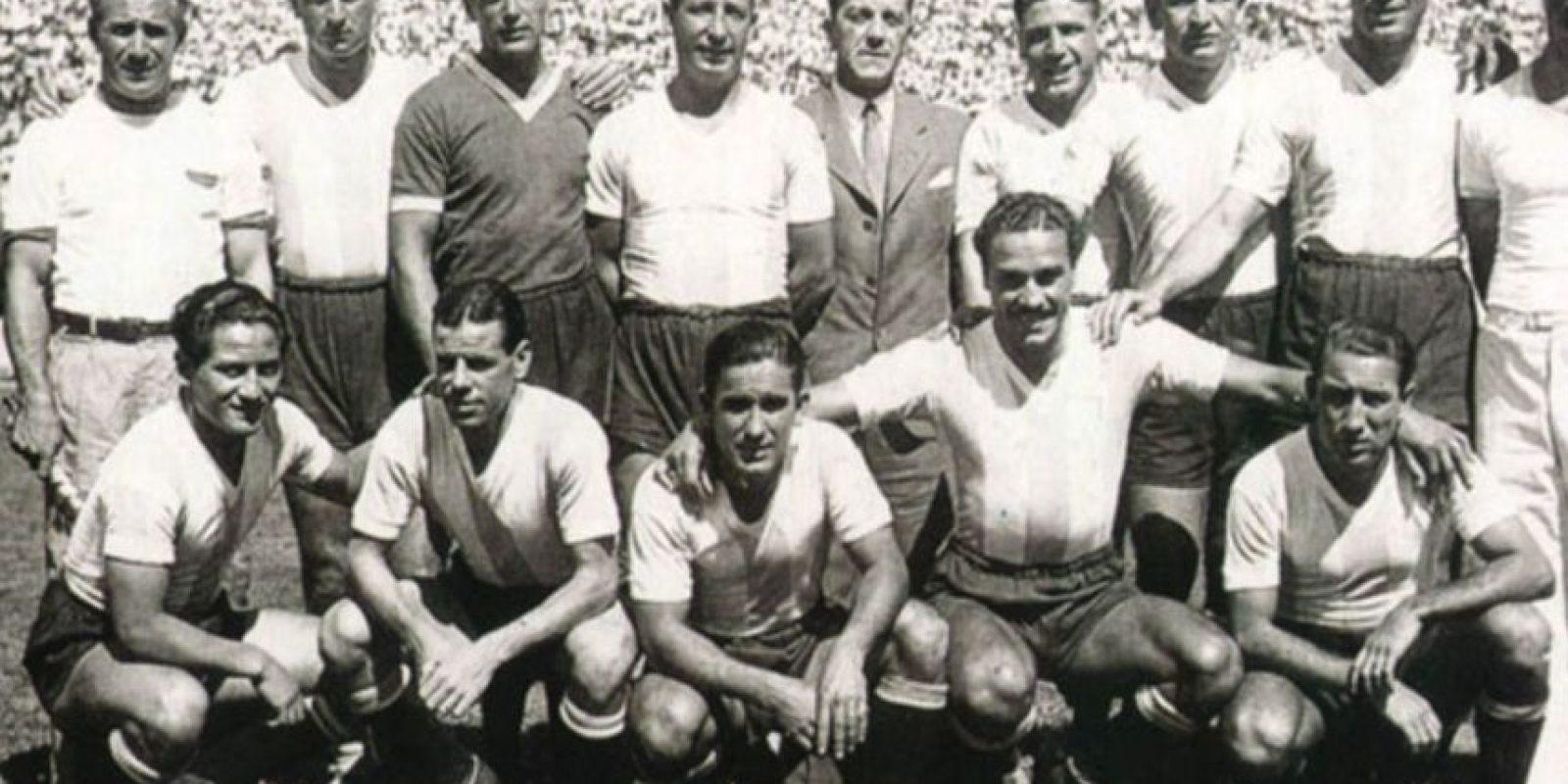 Y en Chile 1941. Foto:ca2015.com