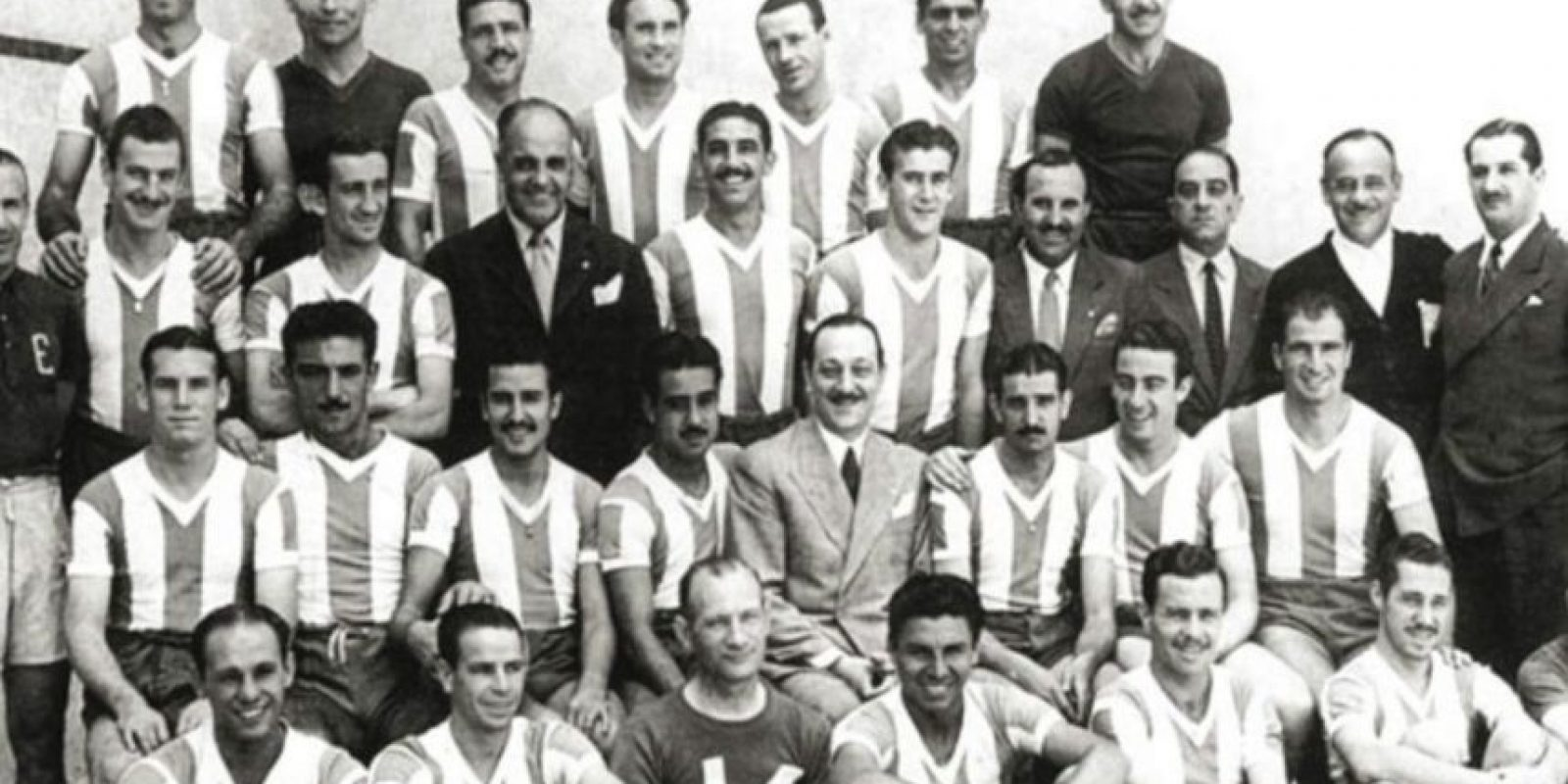En Chile 1945. Foto:ca2015.com