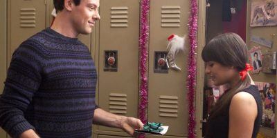 Cory Monteith en Glee Foto:Agencias