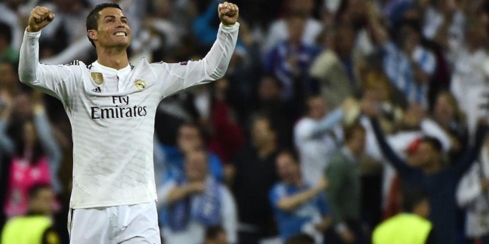 """En la temporada que recién terminó, Cristiano Ronaldo marcó 61 goles con el Real Madrid, el mejor récord de su carrera. Ahora, el portugués deberá trabajar duro si quiere conseguir superar su propia marca, aunque en todos los años que lleva en el Madrid (menos en el primero, que fue de la adaptación), """"CR7"""" ha superado los 50 tantos. Foto:AFP"""