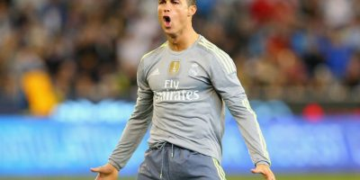 Cristiano Ronaldo es la obsesión del PSG. Foto:Getty Images