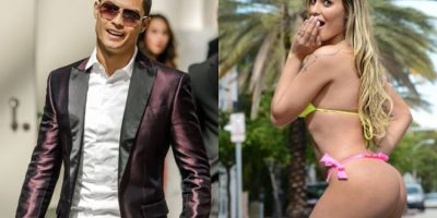"""""""Tiré mi honor como un pedazo de basura"""", dice modelo que asegura, Ronaldo le mordió en la cama"""