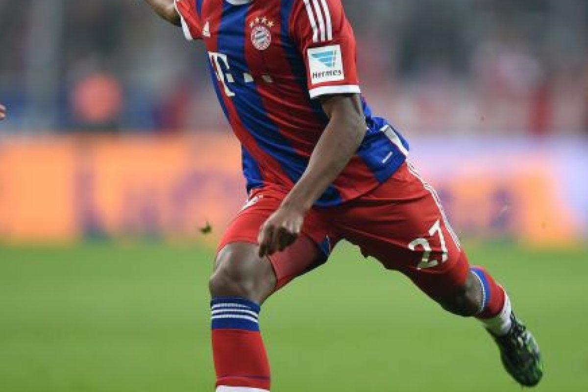 Y David Alaba (Bayern Múnich) Foto:Getty Images