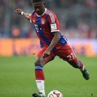 Y David Alaba (Bayern Múnich) Foto: Getty Images