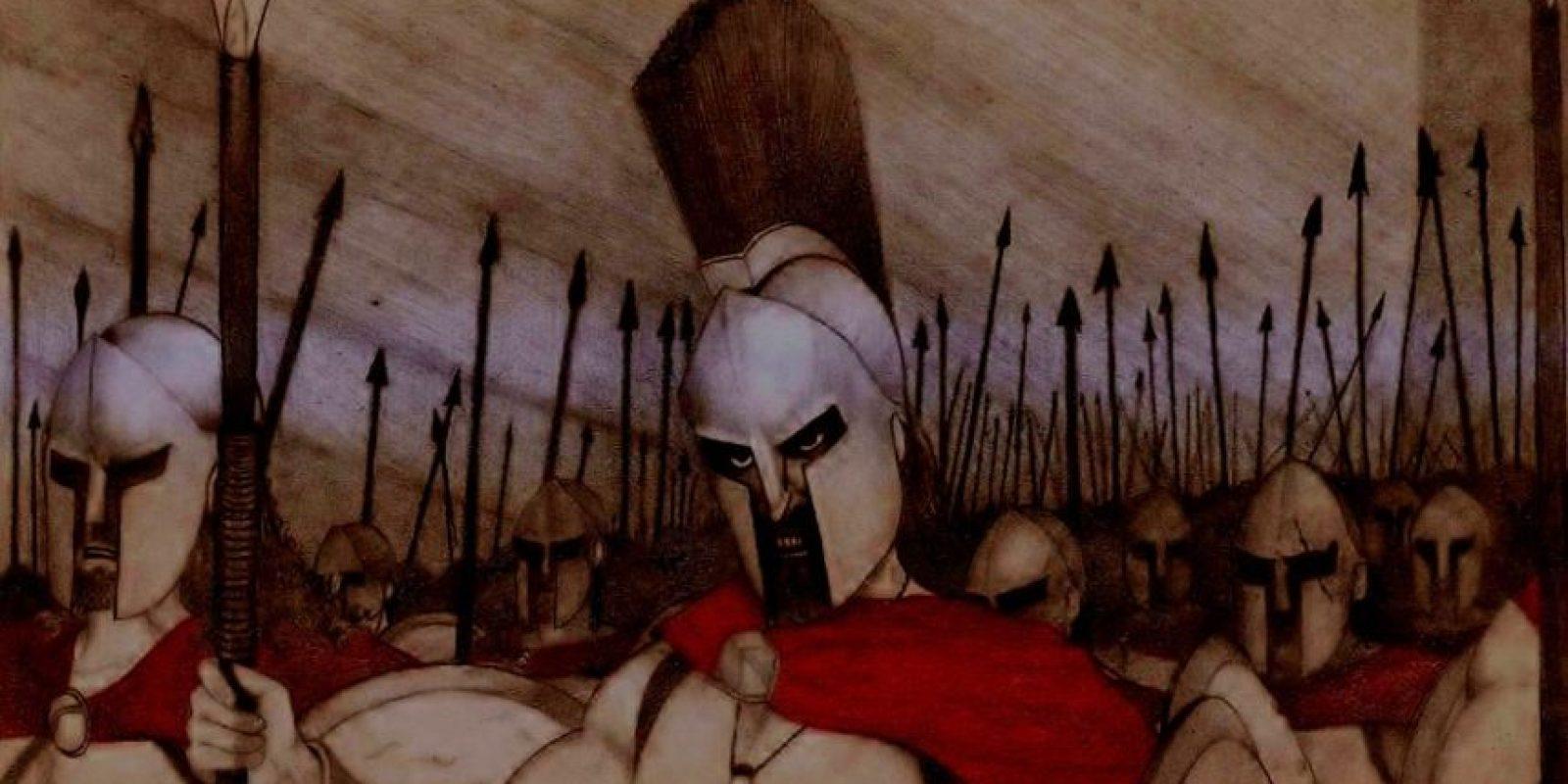 Es el método de mensajería secreta que usaban los espartanos en el siglo IV a.C., y consiste en enrollar un papel fino y largo alrededor de un tubo de manera o de cartón. Foto:DevianArt