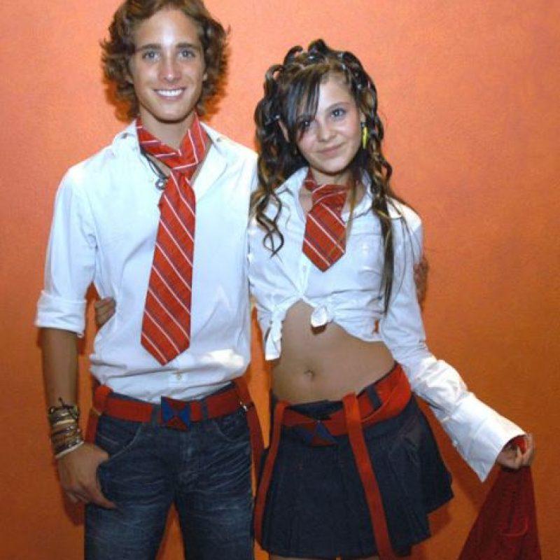 "Posteriormente se unió al elenco de la telenovela juvenil ""Rebelde"". Foto:Televisa"