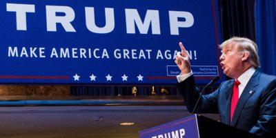 Los comentarios degradantes de Donald Trump hacia las mujeres fueron recordados hoy en el Debate Republicano. Y no es la primera vez que lo hace. Foto:vía Getty Images