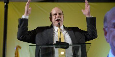 Juan Gutiérrez pide la renuncia del presidente en asamblea