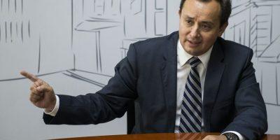 """Roberto González: """"La desconfianza es el mal de la población"""""""