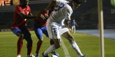 La bicolor se jugará la vida en el partido de vuelta en San José de Costa Rica. Foto:Publinews
