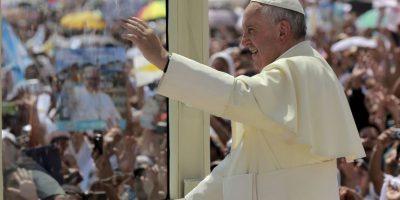 5. En Paraguay el Papa ofreció una misa ante más de un millón de personas. Foto:AP