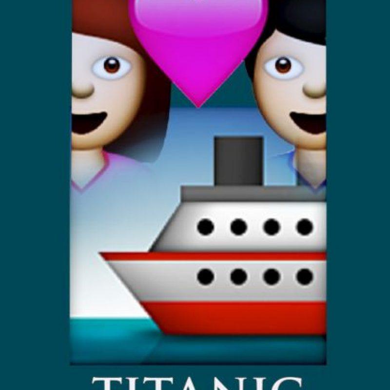 Titanic (1997). Foto:vía emojifilms.tumblr.com