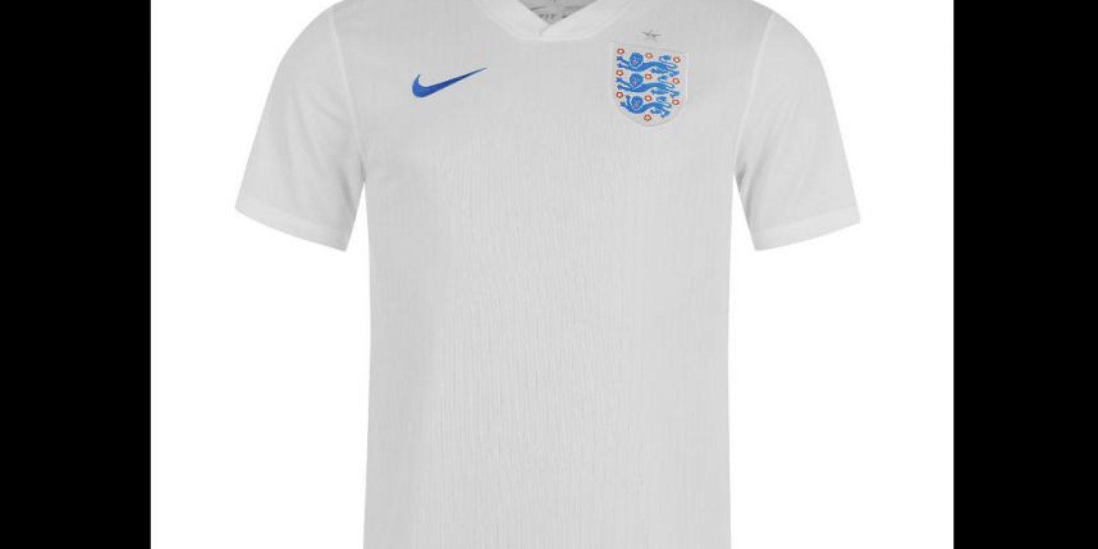 2. Inglaterra (Nike) Foto:Nike