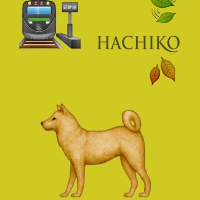 Hachiko (2009). Foto:vía emojifilms.tumblr.com