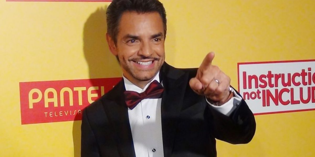 VIDEO. Así respondió Eugenio Derbez al canal