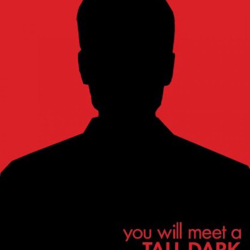 You Will Meet a Tall Dark Stranger (2010). Foto:vía emojifilms.tumblr.com
