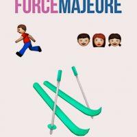 Force Majeure (2014). Foto:vía emojifilms.tumblr.com