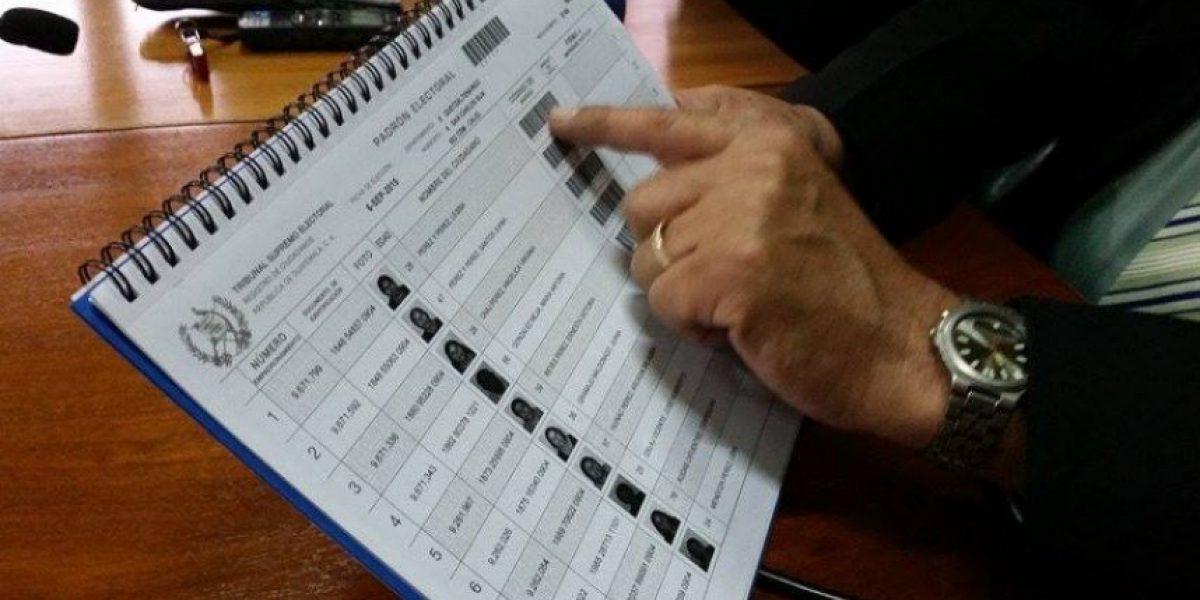 #GUATEVOTA2015: Entérate en un clic cuál es tu centro de votación