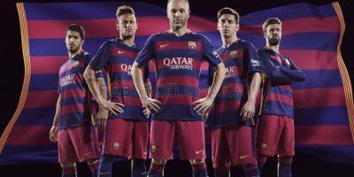 El Barça rompe el molde y oficializa su nuevo uniforme