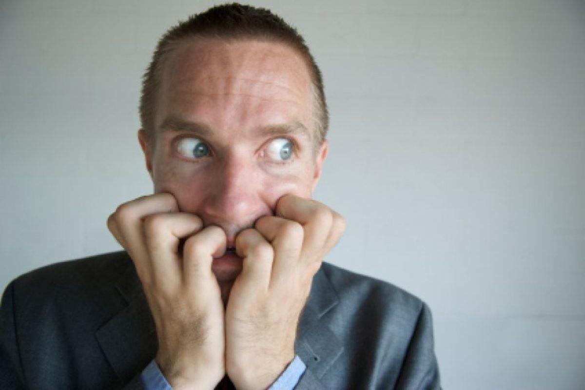 Por ende, la persona cree que está teniendo un paro. Comienza a hiperventilar. Foto:vía Getty Images