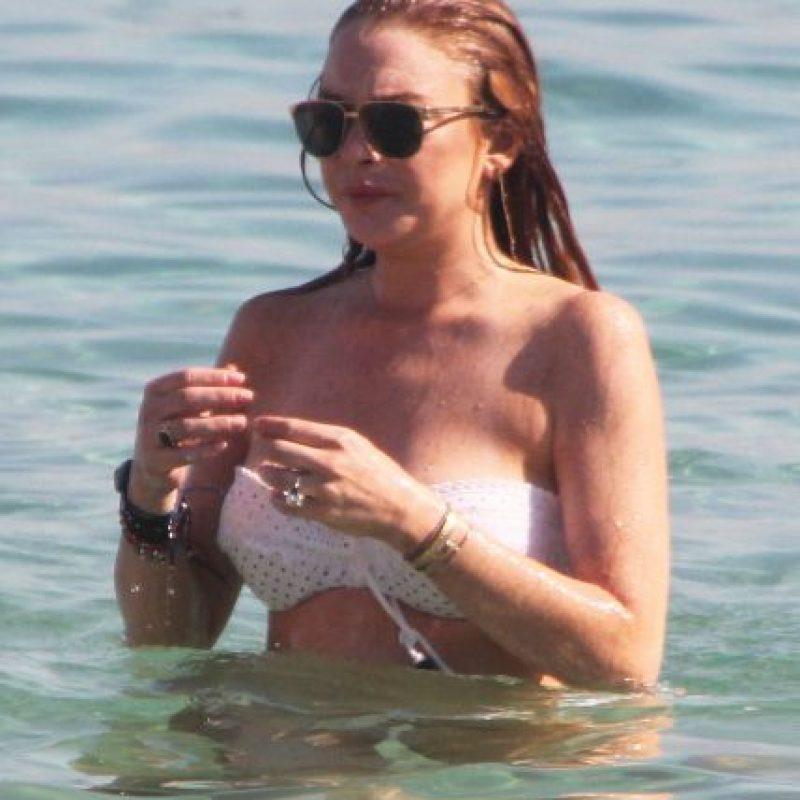 Lindsay Lohan Foto:Grosby Group
