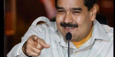 Y Nicolás Maduro de Venezuela Foto:AFP