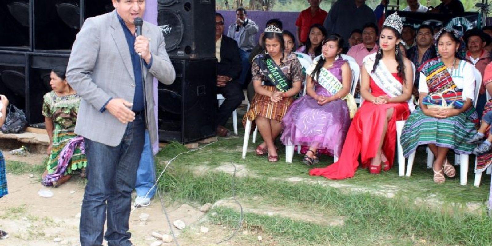 Fredy López Girón Foto:Agencias