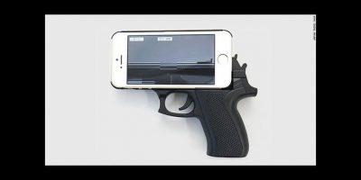 ¿La razón?La policia confundió uno de estos aparatos con una arma de verdad Foto:Twitter
