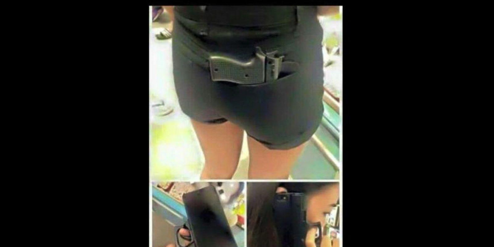 En el pasado mes de junio, estas carcasas para iPhone causaron controversia en Estados Unidos Foto:Twitter