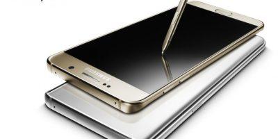 Aditamentos: S-Pen. Foto:Samsung